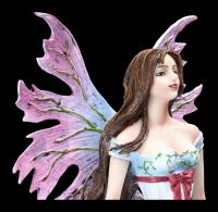Fairy Figurine - Fauna with rose Wings