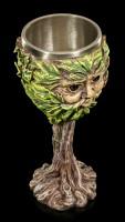 Forest Spirit Goblet - Eyes of the Forest