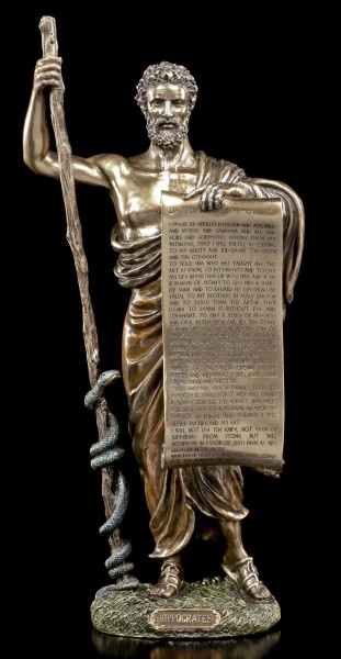 Hippocrates of Cos - Figurine