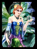 Fairy Figur - Summer Queen