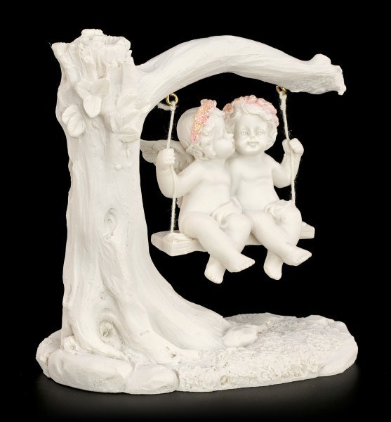 Angel Figurines - Affection Swing