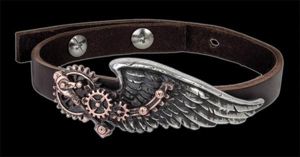 Black Baron - Alchemy Steampunk Bracelet