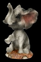 Bobble Head Figurine - Elephant Elly