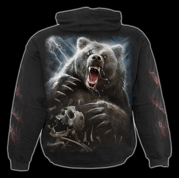 Kapuzenpullover Horror Grizzly - Bear Claws