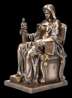 Contemplation of Justice Figurine