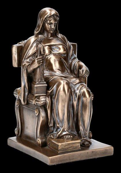 Contemplation of Justice Figur