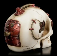 Steampunk Skull Box - Secret Observation