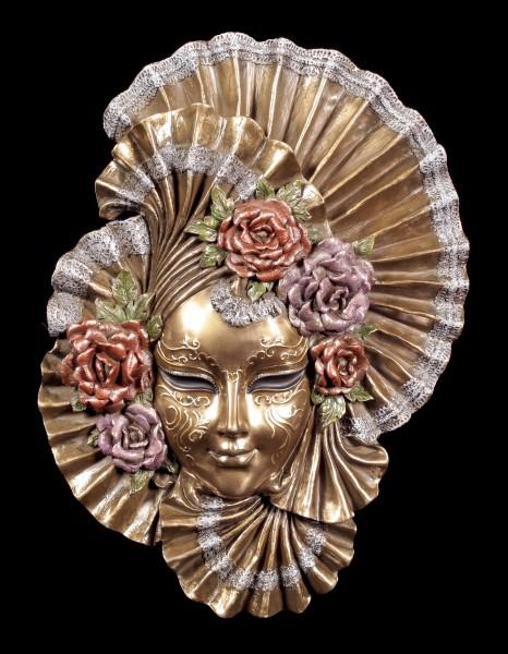 Venetian Mask - Lily
