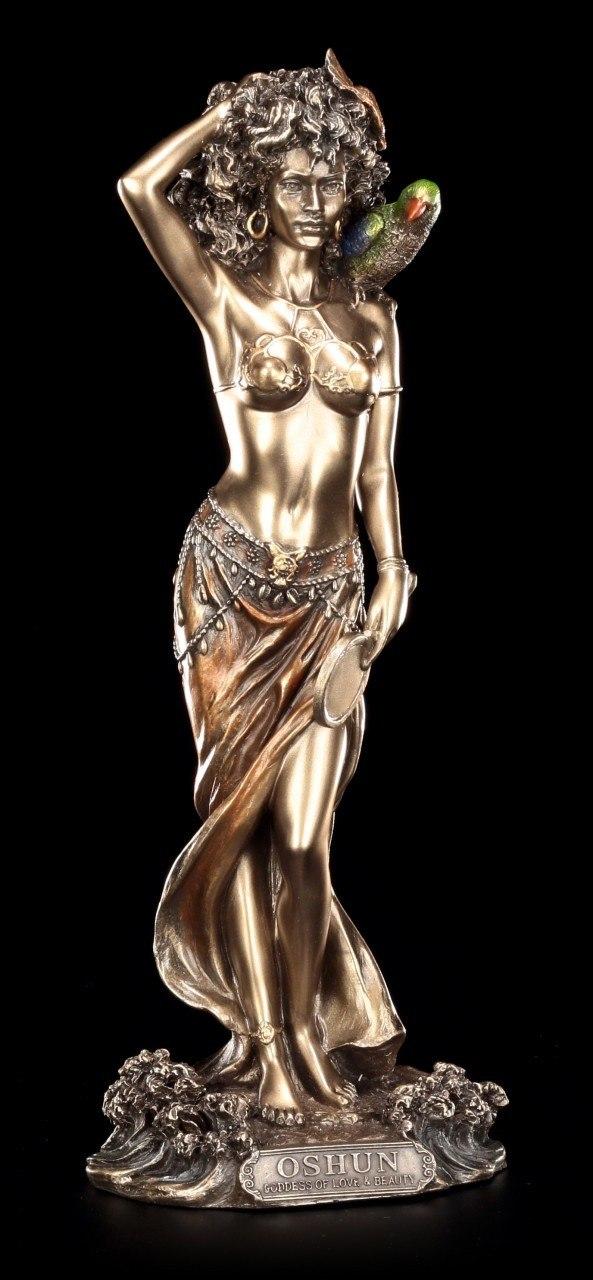 Oshun Figurine - Goddess of Love and Beauty