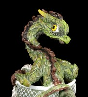 Tea Dragon Figurine by Stanley Morrison