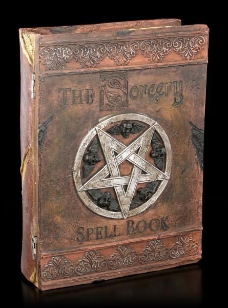 Zauberbuch Schatulle - The Sorcery Spell Book