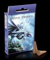 Räucherkegel Patschuli - Water Dragon