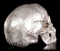 Metallplatten Totenkopf - Rivet Head
