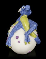 Cute Dragon Figurine - Lazy Velz