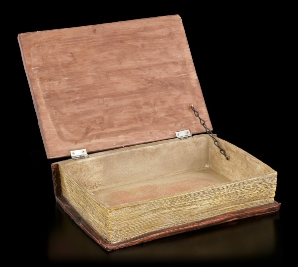 The Sorcery Spell Book Box