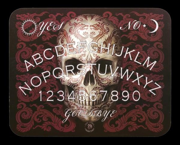 Witchboard - Oriental Skull