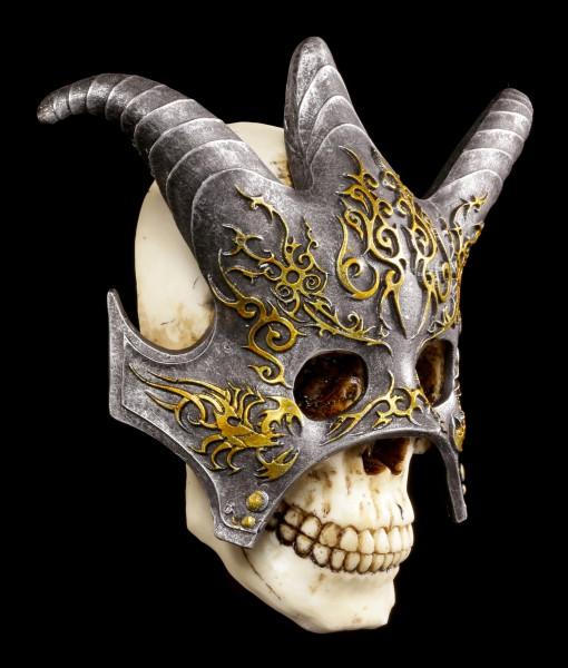 Totenkopf Wandrelief - Carnival of Death