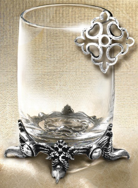 Dragons Claw Shot Glass - Likörglas Gothic