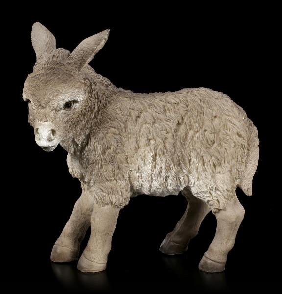 Standing Donkey Figurine