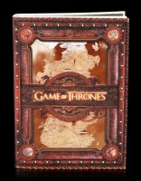 Game of Thrones Journal - Seven Kingdoms
