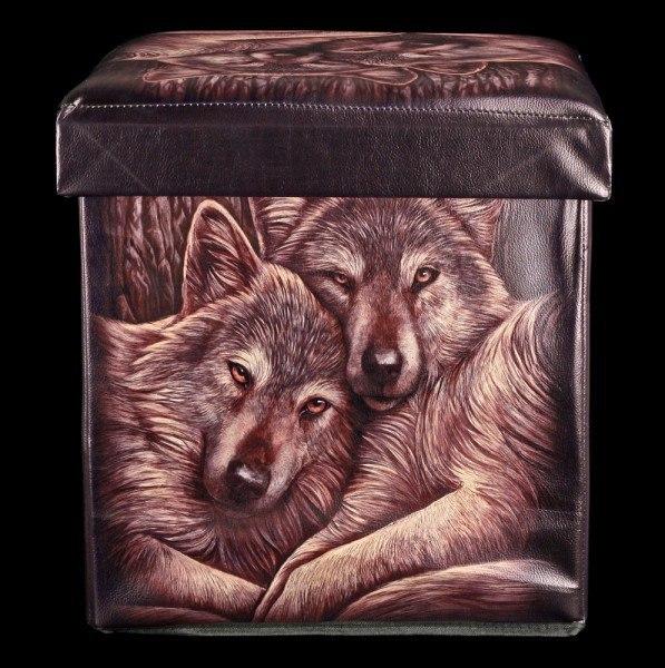 Aufbewahrungsbox mit Sitzgelegenheit - Loyal Companions