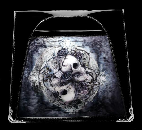 Gothic 3D Handbag with Skull - Diosurri
