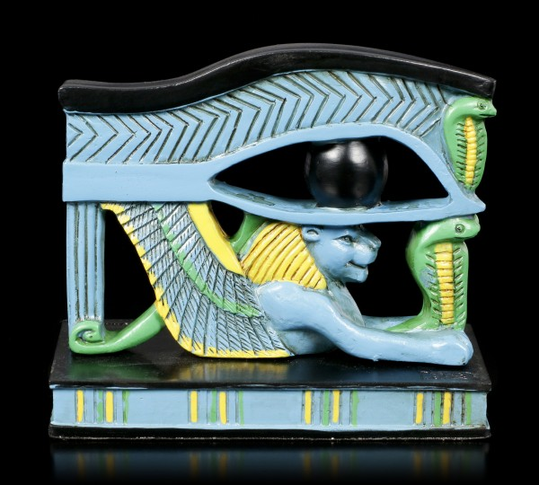 Lion Udjat - Eye of Horus