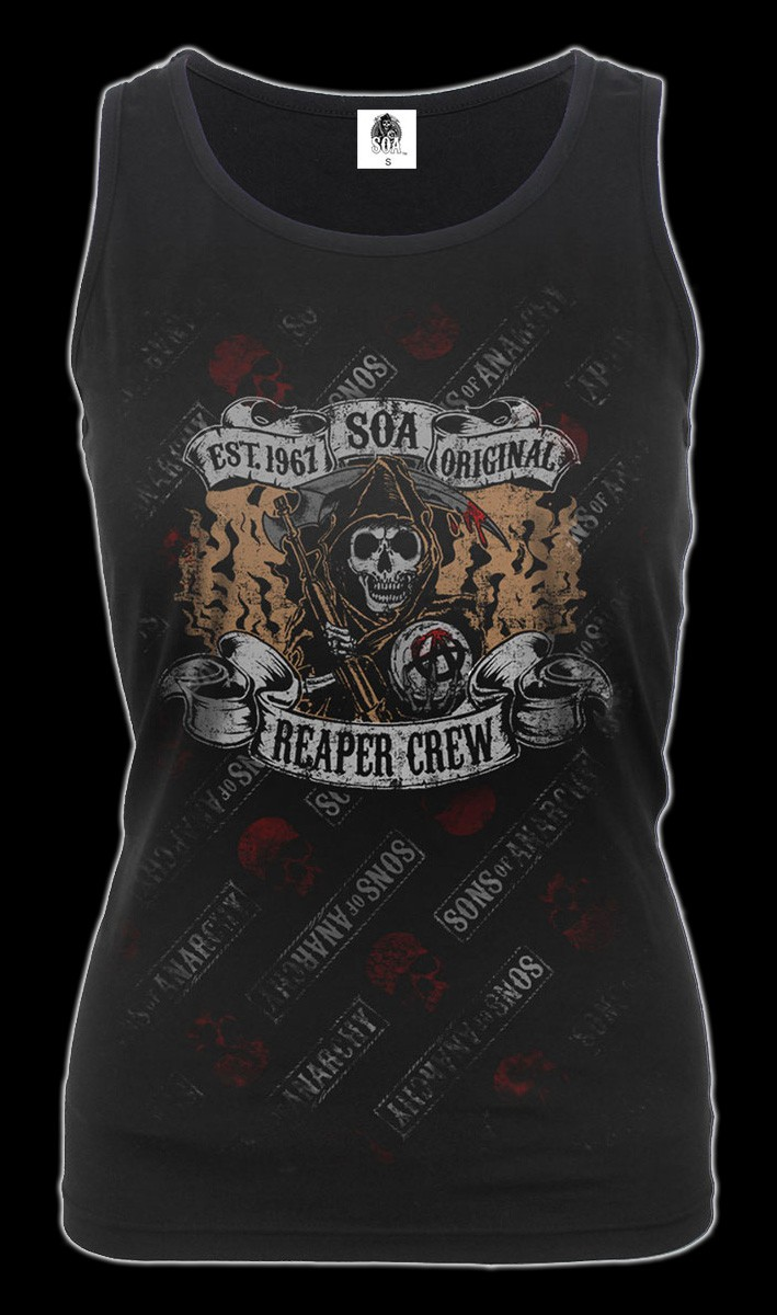 Sons of Anarchy Damen Shirt - Reaper Crew