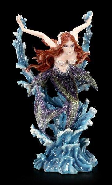Meerjungfrau Figur - Laetitia die Schöne
