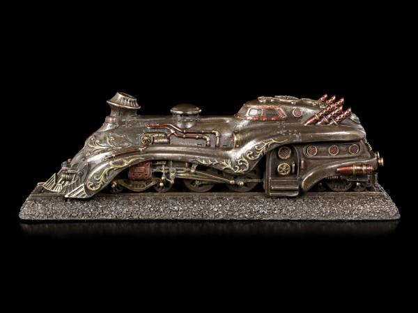 Steampunk Lokomotive - Zephyr