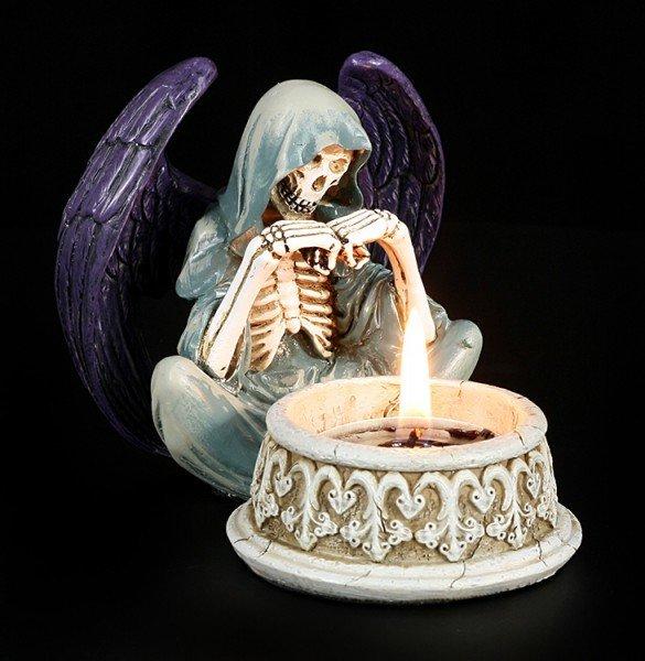 Alchemy The Vault - Reaper Teelichthalter