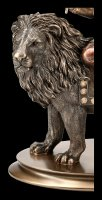 Durga Figurine sitting on Lion