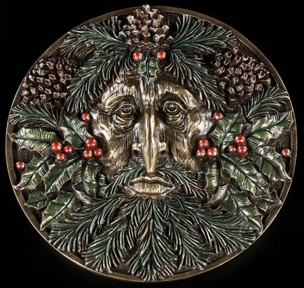 Greenman Wandrelief - Winter