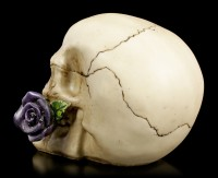 Totenkopf - Rose from the Dead - lila