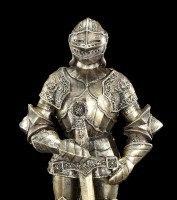 Ritter Figur - Schwert rechts tragend