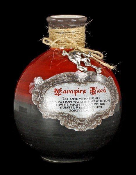 Flasche - Vampir Blut