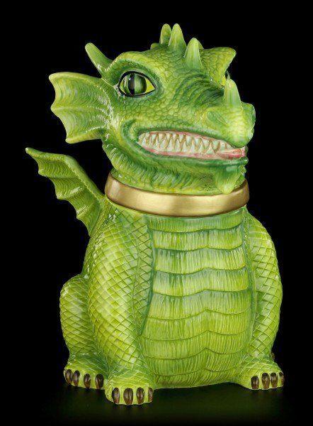 Dragon Cookie Jar