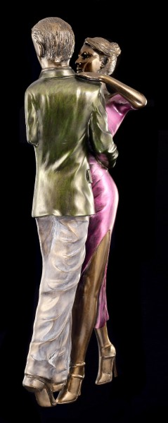 Wall Plaque - Waltz Dancer