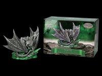 Dragon Figurine - Buran Silver