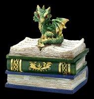 Dragon Box - Dragonling Diaries - green