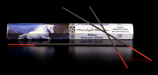 Incense Sticks - Moonlight Unicorn - Musk