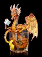 Drachen Figur - Old Fashioned