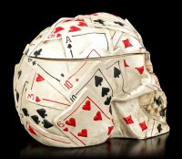 Poker Skull Box