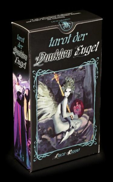 Tarot Cards - Tarot of the dark Angels