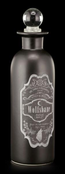 Deko Flasche Klein - Werwolfabwehr