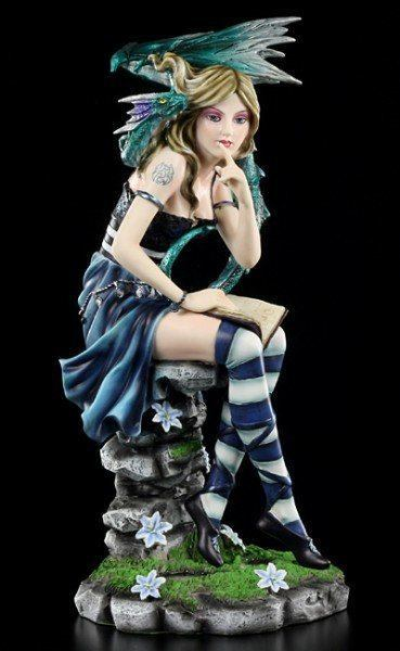 Dark Lady - Dragomera - Drachen Hüterin