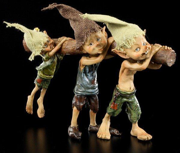 Pixie Goblin Figurine - Need Help?