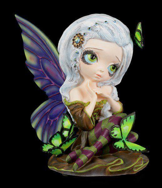 Elfen Figur - Absinthe Butterflies - limitiert