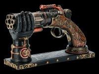 Steampunk Gun with Hand Holder
