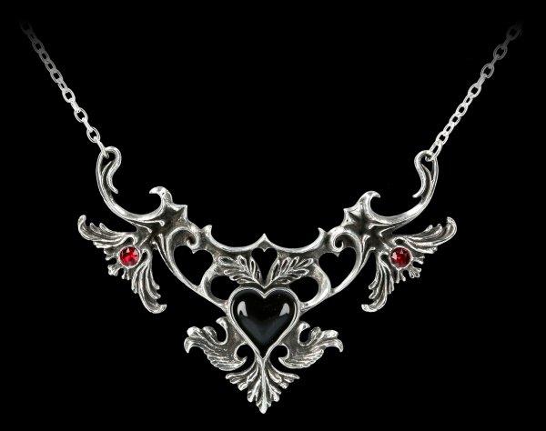 Alchemy Gothic Halskette - Mon Amour de Soubise